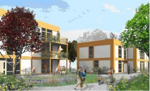 LILAC Cohousing in Leeds